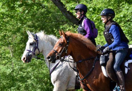 Kathy Hall Laura Farrell Spring Endurance 2018 Spectrum
