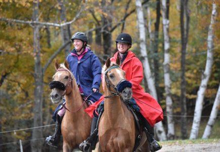 Robin McGrath Kat Waters Fall Endurance 2018